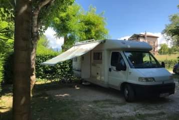 Wohnmobil mieten in Edewecht von privat | Fiat Wanderhütte