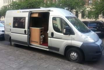 Wohnmobil mieten in Berlin von privat | Fiat Adria