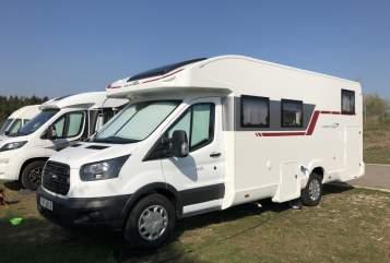 Wohnmobil mieten in Seubersdorf in der Oberpfalz von privat | Ford BINO mit 170PS