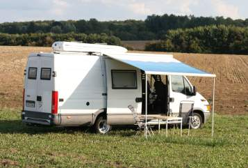 Wohnmobil mieten in Bad Oldesloe von privat   Iveco Daily 35C 15 BIZK Camper