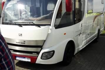 Wohnmobil mieten in Wolfsburg von privat | EURA MOBIL Egon