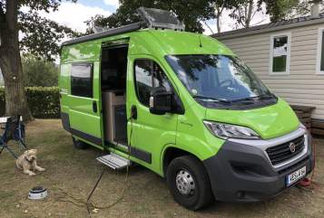 Wohnmobil mieten in Voerde (Niederrhein) von privat | Roadcar Fröschli