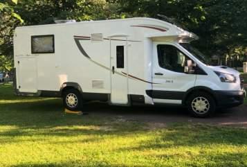 Wohnmobil mieten in Buxtehude von privat | Roller Team Jaqueline