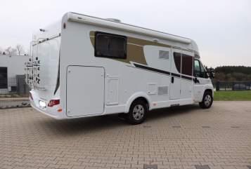 Wohnmobil mieten in Wiehl von privat | Carado Knokke T449(2)