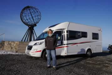 Wohnmobil mieten in Bochum von privat | Sunlight Fidel