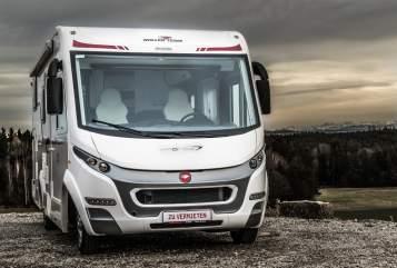 Wohnmobil mieten in Mindelheim von privat | Roller Team KRONOS