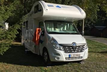 Wohnmobil mieten in Stuttgart von privat   Ahorn Familienschwoab
