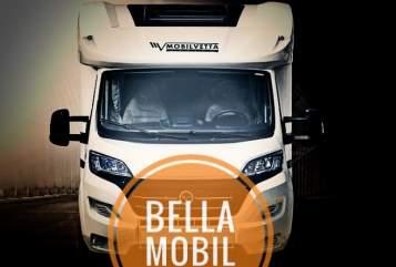 Wohnmobil mieten in München von privat | Mobilvetta Bella Mobil