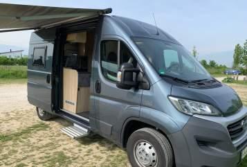 Wohnmobil mieten in Hallbergmoos von privat | Clever CleverTour