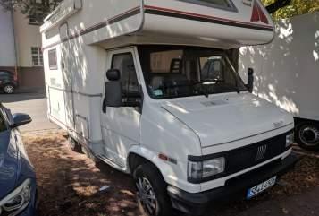 Wohnmobil mieten in Saarbrücken von privat | Fiat Otto