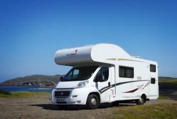 Wohnmobil mieten in Merzig von privat | Fiat womo