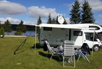Wohnmobil mieten in Zwenkau von privat | Ford Womi