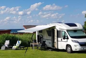 Wohnmobil mieten in Hartenholm von privat | Adria auf Citroen Matrix365online
