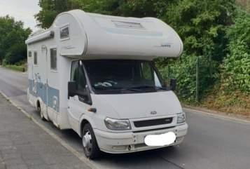Wohnmobil mieten in Dummerstorf von privat   Ford Familiencamper