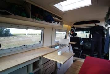 Wohnmobil mieten in Kiel von privat | Opel  Lucky