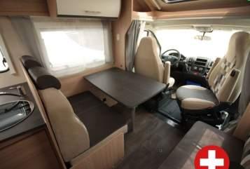 Wohnmobil mieten in Rottenburg am Neckar von privat | Sunlight Travel-Happy
