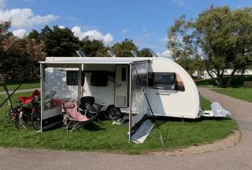 Wohnmobil mieten in Jesteburg von privat | Sprite (by Swift), GB Lady Sprite