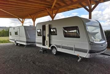 Wohnmobil mieten in Ködnitz von privat | Dethleffs Camper 460 EL