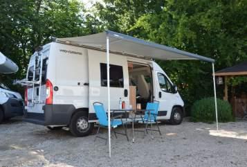 Wohnmobil mieten in Schneverdingen von privat   Weinsberg City Flitzer