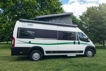 Wohnmobil mieten in Mülheim an der Ruhr von privat | VanTourer CountryCamper 4