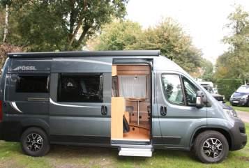 Wohnmobil mieten in Soest von privat | Pössl Holiday