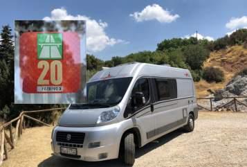 Wohnmobil mieten in Kaiserslautern von privat | Carthago Malibu Malibu