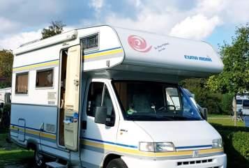 Wohnmobil mieten in Wedemark von privat | Fiat Alvin