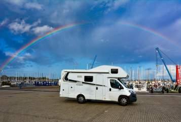 Wohnmobil mieten in Felm von privat | Weinsberg Carahome 600
