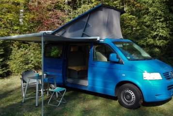 Wohnmobil mieten in Kassel von privat | Volkswagen Azzuro