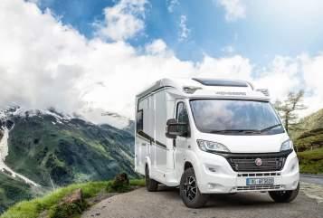 Wohnmobil mieten in Spenge von privat | Weinsberg CaraSuite 2019