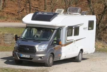 Wohnmobil mieten in Radolfzell am Bodensee von privat | Trigano Knox