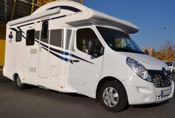 Wohnmobil mieten in Berlin von privat | Renault Orca