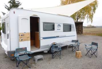 Wohnmobil mieten in Herrenberg von privat | Knaus Tabbert Ring Camper