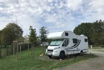Wohnmobil mieten in Warendorf von privat | Knaus Knaus Edition