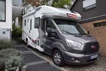 Wohnmobil mieten in Wetter von privat   Challenger Pott on Tour