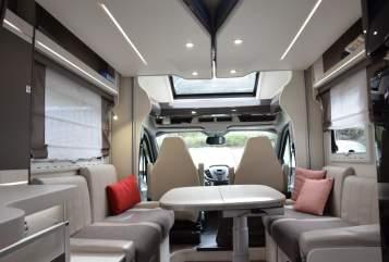 Wohnmobil mieten in Wetter von privat | Challenger Pott on Tour