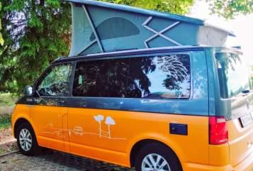 Wohnmobil mieten in Pfungstadt von privat | VW Engelchen