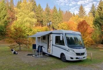 Wohnmobil mieten in Lemgo von privat | Knaus Knausi