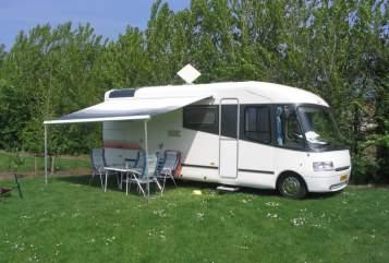Wohnmobil mieten in Nijmegen von privat | Lmc  Lmc