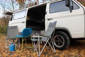 Wohnmobil mieten in Hannover von privat | Volkswagen Casper