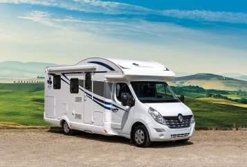 Wohnmobil mieten in Garbsen von privat | Ahorn Camp Weber Camp