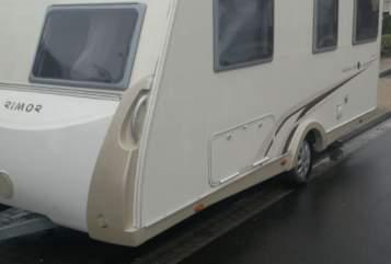 Wohnmobil mieten in Weilerswist von privat | Rimor  Rimo