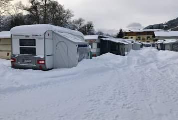 Wohnmobil mieten in Schladming von privat | ADRIA Kiki Skiurlaub