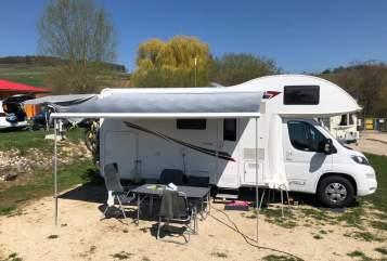 Wohnmobil mieten in Tutzing von privat | PLA Wildcamper*NEU*