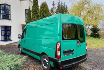 Wohnmobil mieten in Mechernich von privat | Opel Movano Rudy
