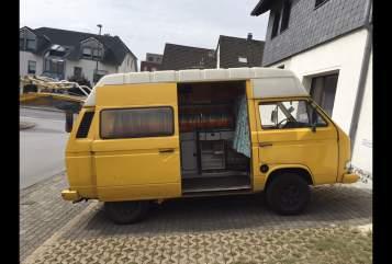 Wohnmobil mieten in Langenfeld von privat | VW BUS  VW-BUS