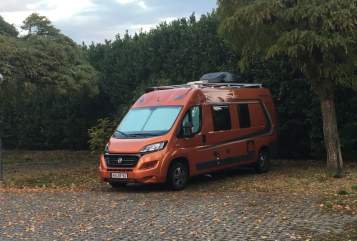 Wohnmobil mieten in Hilzingen von privat | Fiat Ducato Fuchsi