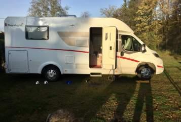 Wohnmobil mieten in Olfen von privat | Sunlight Ben