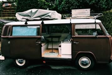 Wohnmobil mieten in Göttingen von privat | VW the brown one