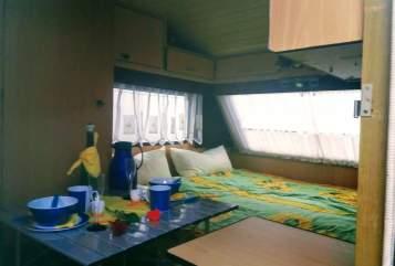 Wohnmobil mieten in Oberharz am Brocken von privat | Dethleffs Retro Romantik